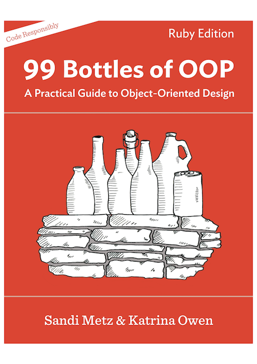 99 Bottles of OOP Cover