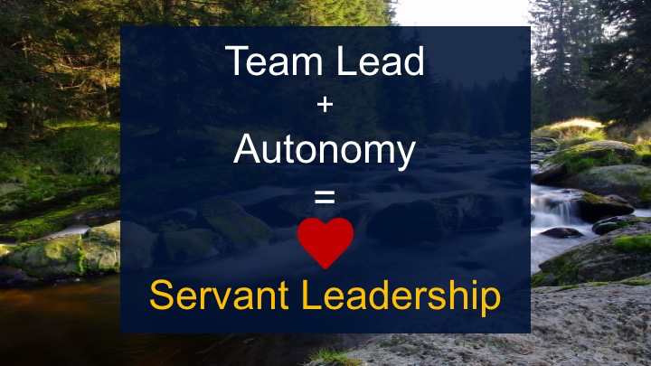 Booking.coms Gleichung für Servant Leadership